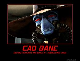 The Motivator of Cad Bane by JessicaBane501