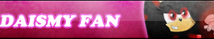 Daismy Fan Button by I-G-imagination