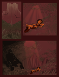 Primal Rage Comic Page 17 by dawnbest