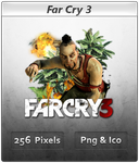 Far Cry 3 - Icon by Crussong