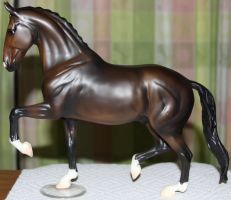 Breyer WEG Keltic Salinero - Stock 1 by Lovely-DreamCatcher