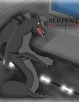 Serpent Creature by VenomEXsoldier