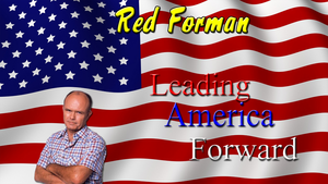 Red Forman for President by JanetAteHer