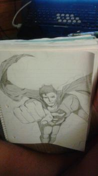 Superman by CambodianFire