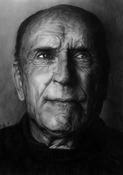 Robert Duvall by SuperSal001
