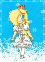 chibi queen rosalina by babyblisblink