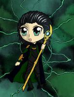 Loki by CutenessMaximized