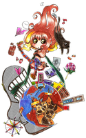 My world by IchiTaiga