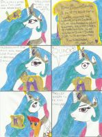 This is why we never get invited to Canterlot by OneWingedDaemon