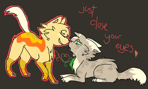 just close your eyes. by xXDawnsoulXx