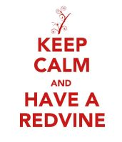 Keep Calm and Have a Redvine by maxgirl11