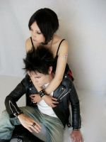 Nana and Ren Cosplay 2 by Zettai-Cosplay