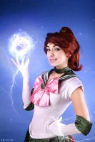 SailorMoon- Sailor Jupiter by MilliganVick