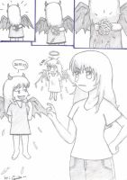 conflict of conscience xD by amibluegirl