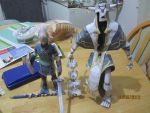 Skyward sword gaurdian with mace! by Odolwa5432