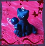 Cat Zodiac: Gemini on SALE by Sunlight-Angel