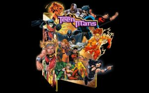 Teen Titans folder icon by CBDave