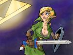Betrayal of the Triforce by sampleguy