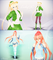 Model links ~ by LizzyVolti