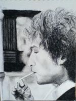 Bob Dylan by Zimmy1909