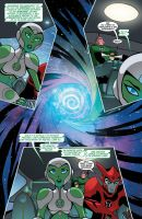Green Lantern TAS 8 Page 2 by LucianoVecchio