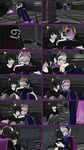 MMD Homestuck-No One Loves Me...-1 by YugixYamiLove4ever