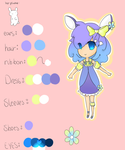 CHIBI ADOPTABLE SOLD by AdoptableKim