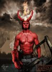 Hellboy by starlord20