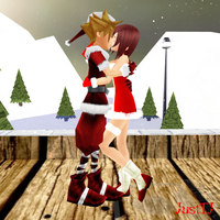 MMD_A Merry Christmas Indeed by JustTJ
