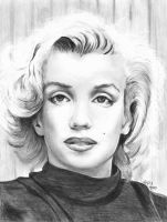 Marilyn Monroe by marmicminipark