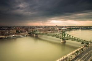 Budapest by kgeri