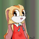 Let's Draw Cream the Rabbit by Fragraham