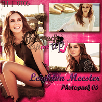 Photopack 06 Leighton Meester by PhotopacksLiftMeUp