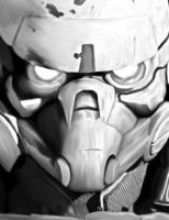 Helghast by ZornGottes