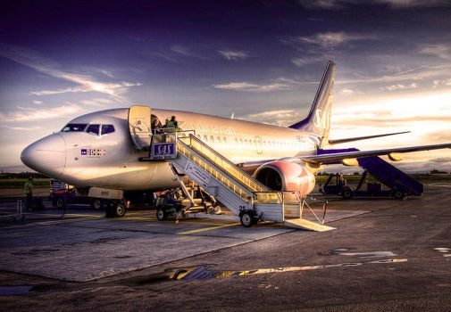 HDR Plane by JamesNelson