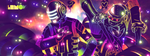 Daft punk Fb Cover by iLemonaids