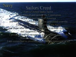 Sailors Creed by Savier