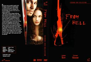From Hell DVD Cover by helbo
