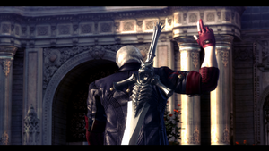 Dante disapproved DmC by monkeygigabuster