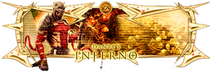 Dantes's inferno by 13XV