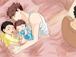 IwaOi baby by LuciferXS