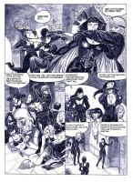 In the claws of lady Sung 60 by yacermino