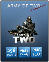 Army of Two Icon by SacrificialS