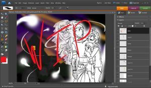 WW - Halloween Event WIP by The-Child-of-Heart