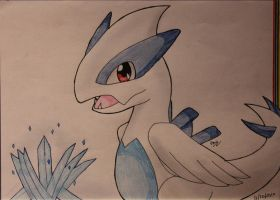 Baby Lugia by Ultrapaula8
