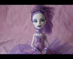 Violet Queen by MySweetQueen-Dolls