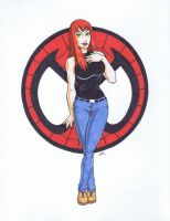 Mary Jane [a1] by JRS-ART
