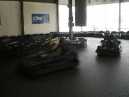 Anthony in karting by blackevil915