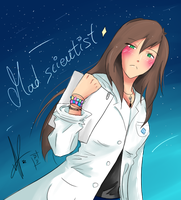 Mad Scientist! by AriNekotaku