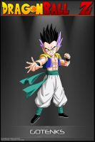 Dragon Ball Z - Gotenks OV by DBCProject